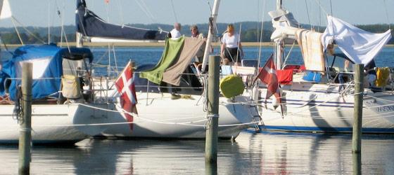 Lej-1-Båd - Boat rental at the East Coast of Jutland