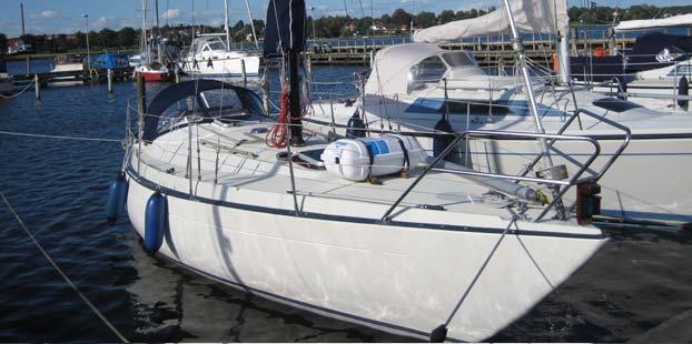 Bostrøm B31 - Yacht Charter