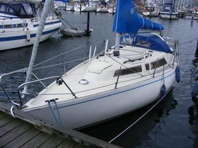 Bådudlejning - Becker 27